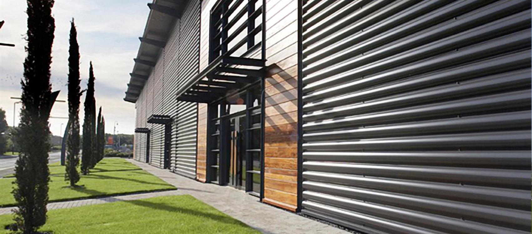Architectural Profiles - Half Round/Sinusoidal profiles